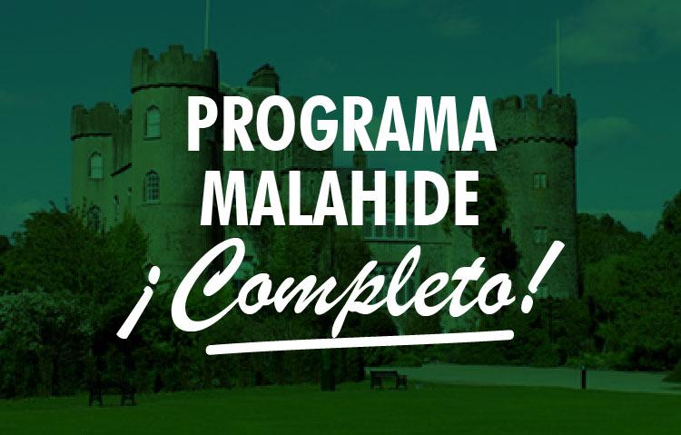 Programas Malahide y Londres completos